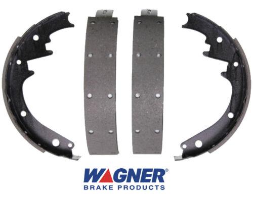 Drum Brake Shoe WAGNER REAR Replace OEM # 1154134