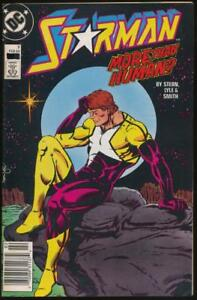 DC-Comics-Starman-7-February-1989-Fine-FN