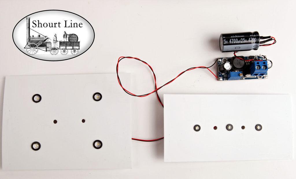 7 LED 2 2 2 drop ceiling lighting fixtures 4 LGB 32420 Bier Wagon 2 LED ctrl +buffer 4af3de