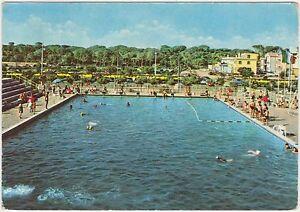Lido di ostia stabilimento kursaal la piscina roma 1959 ebay - Piscina eur roma ...