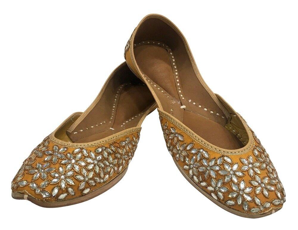 US PUNJABI JUTTI KHUSSA zapatos PARTY zapatos PAKISTANI JUTTI WEDDING zapatos SS258