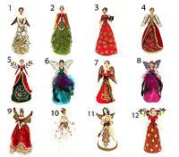 Gisela Graham Angel Fairy Christmas Tree Topper Decoration Gift