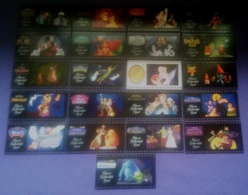 Disney Classic Collectible Wide Cell Cards Suncoast   Choose from a selection #1