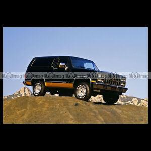 #pha.014093 Photo CHEVROLET K5 BLAZER 1990 Car Auto ygZ3y2Ou-09094002-202662320