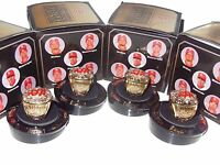 St Louis Cardinals 2006 World Series Rings Set Of 4 Sga 7/16/16 5000217