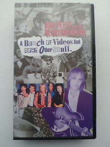 Tom Petty  Bunch Of Videos And Some Other Stuff VHS Video Tape Very Rare - Worthing, United Kingdom - Tom Petty  Bunch Of Videos And Some Other Stuff VHS Video Tape Very Rare - Worthing, United Kingdom