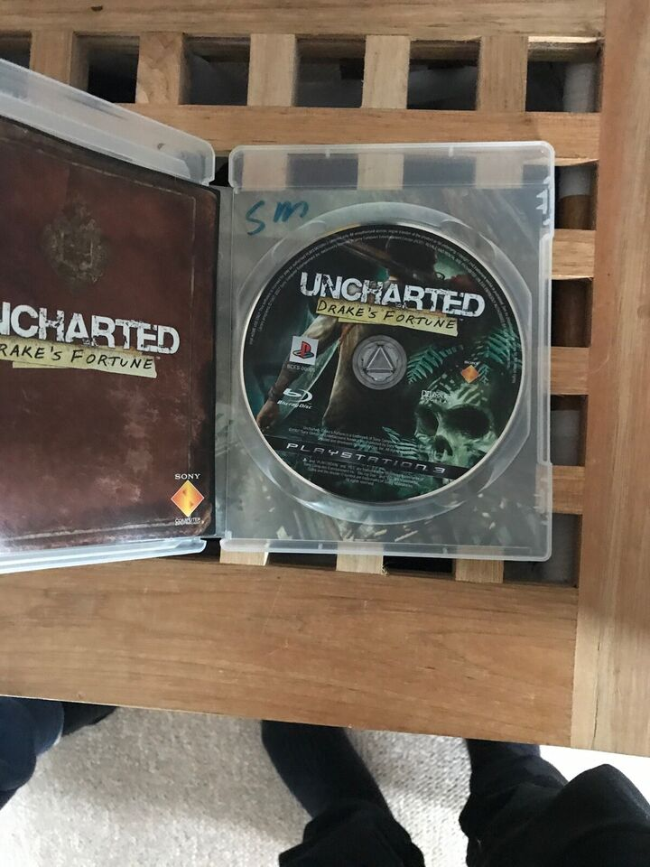 Uncharted 2, PS3, adventure