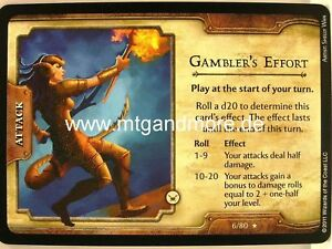 D-amp-D-Fortune-Cards-1x-Gambler-039-s-Effort-006