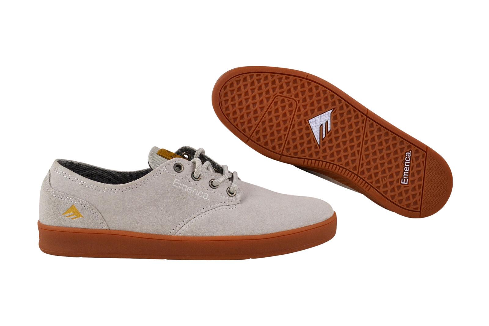 Emerica Emerica Emerica The Romero Laced Weiß/gum Skater Turnschuhe Schuhe weiß da7eb1
