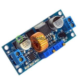 5A-Lithium-Charger-CV-CC-Buck-Step-Down-Power-Supply-Module-LED-Driver-New