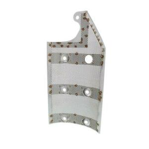 Small-Block-Chevy-Screen-Mesh-Oil-Pan-Windage-Tray-Stainless