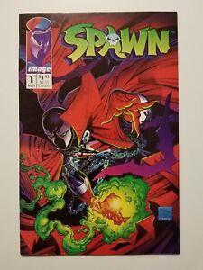 Spawn-1-NM-1st-Print-Image-1992-Todd-McFarlane-034-Questions-Pt-1-034-Malebogia