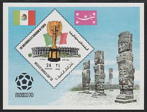 Yemen 5373-coupe Du Monde 1970 Football 24b M/feuille Non Montés Comme Neuf-afficher Le Titre D'origine Acheter Maintenant