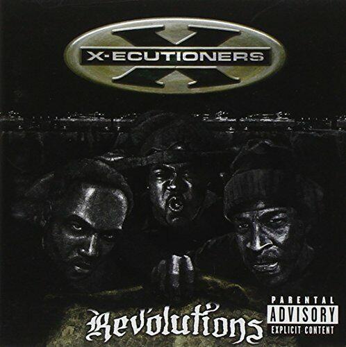Revolutions, X-Ecutioners, Audio CD, Good, Gratis