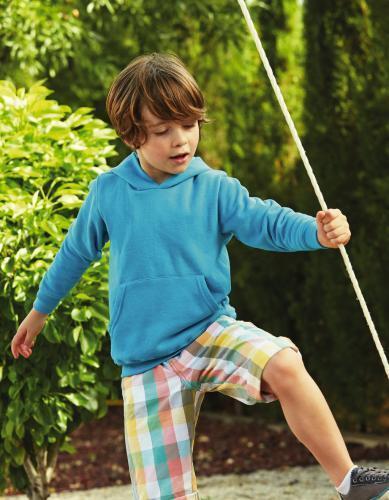 Fruit of the Loom Kapuzenpullover Sweater Kinder Hoodie Mädchen und Jungen