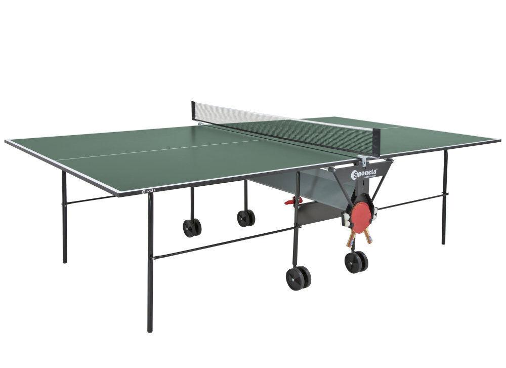 Sponeta S 1-12 i indoor Tischtennisplatte Hobbyline Tischtennistisch mit mit mit Netz  | Mode-Muster  | Schön  | Lebhaft  fbb9c2