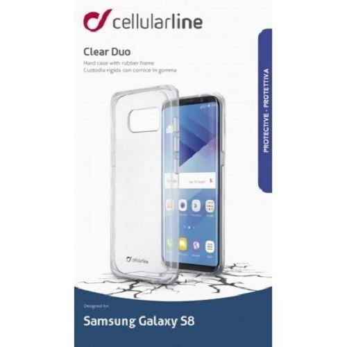 cover samsung s8 cellular line