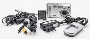 Yukon-yd-100-Fotocamera-Digitale-Fotocamera-Compatta-FOTOCAMERA-ARGENTO