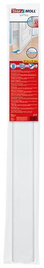 Tesamoll® Zugluftstopper 05418 für glatte Böden Türdichtung Türabdichtung