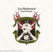 "LEE HAZLEWOOD - Baghdad Knights (UK 2 Tk 2006 7"" Single PS)"