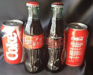 Stranger Things 1985 Coca Cola Limited Edition Collector's Pack Ready To Ship