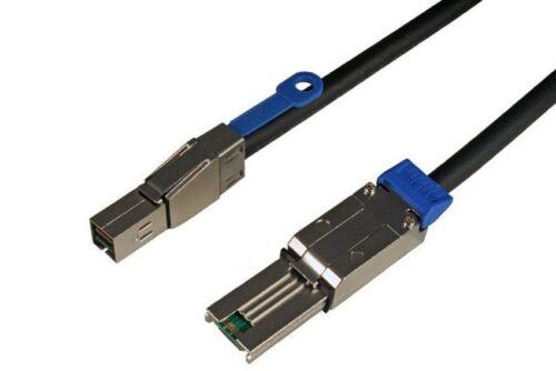 0.5 meter HD MiniSAS SFF-8644 to SFF-8088 Mini SAS External cable USA seller