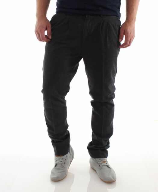 Scotch /&  Soda Brushed cotton pleated gentleman/'s pant Hose