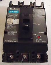 SIEMENS FBCB030  CIRCUIT BREAKER  30 AMP 3 POLE W//SHOE NEW #133866 600 V