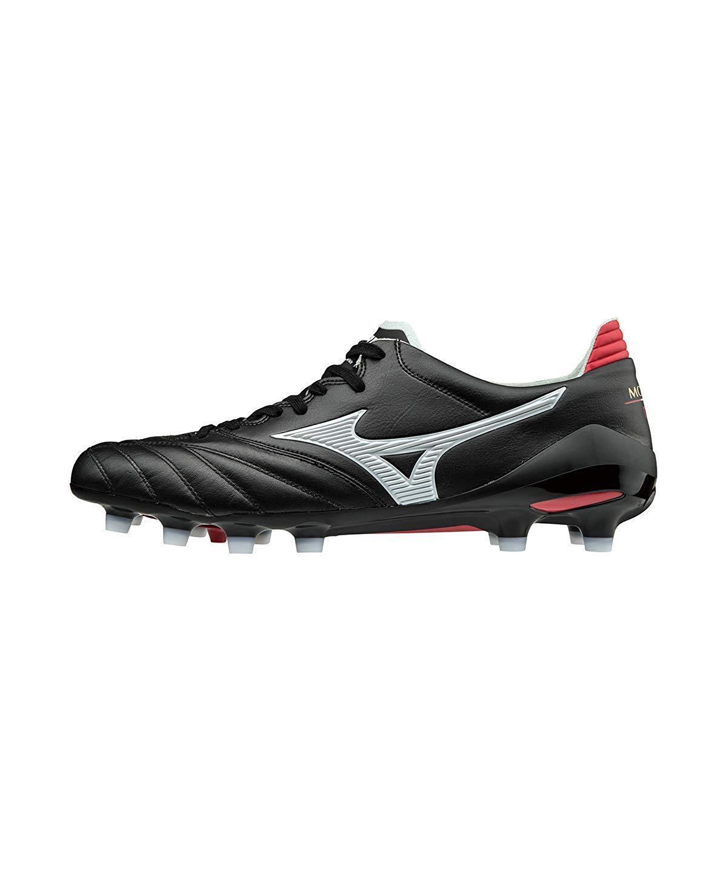 Zapatos de fútbol de pico de Mizuno Morelia Neo 2 P1GA1650 Negro US8 (26cm)