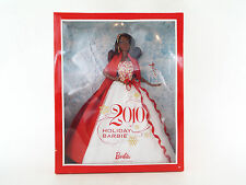 Holiday Barbie Doll African American Barbie Collector 2010 New in Box