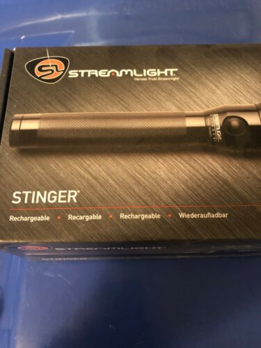 Streamlight Stinger Xenon Flashlight GREEN 75196
