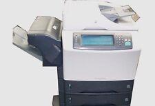 HP LaserJet 4345 mfp All-In-One Laser Printer copy fax Stapler/stacker Q5691A