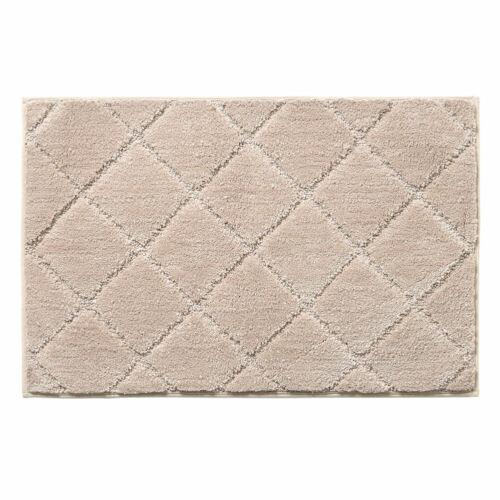 Super Absorbent Non Slip Microfiber Shower Bathroom Shower Rugs Carpet Bath Mat