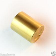 CBR600F Titanium rear caliper piston. Titanium Nitride coated: 45107-MN5-006