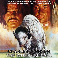 The White Buffalo - Complete & Rejected Score - Limited 1000 - OOP - John Barry