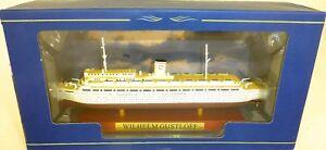 Wilhelm-Gustloff-Schiffsmodell-ATLAS-neu-in-Box-1-1250-NEU-OVP-UI2