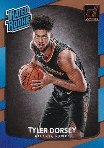 Tyler Dorsey #157 Rookie 2017-18 PANINI DONRUSS Basket Cox