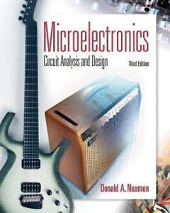 neamen,donald microelectronics circuit analysis and de