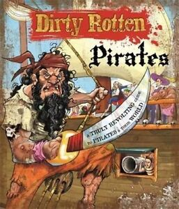 Dirty-Rotten-Pirates-Butterfield-Moira-Used-Good-Book