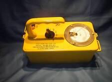 Geiger Counter 715 Amp Dosimeter Set