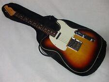 Fender Japan Telecaster TL62B tl-62 b Sunburst Nice Tele mij cij A serial