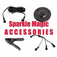 Sparkle Magic Illuminator Outdoor Lazer Light Accessories Only Mint Wow
