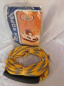 Sea Sports 13mm x 18.3m Tow Rope 1100kg strength