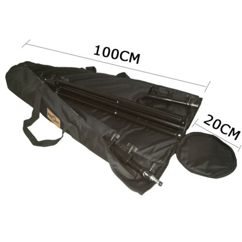 100x20cm Padded Pro Quality For Camera Video Photography Tripod Carry Case Bag