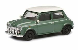 Mini-Cooper-Green-White-Art-No-452639200-Schuco-Model-H0-1-87