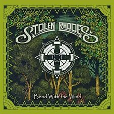 CD STOLEN RHODES - Bend With The Wind / Southern Rock USA 2016