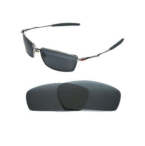4ada91448d0 Image is loading NEW-POLARIZED-BLACK-REPLACEMENT-LENS-FOR-OAKLEY-SQUARE-
