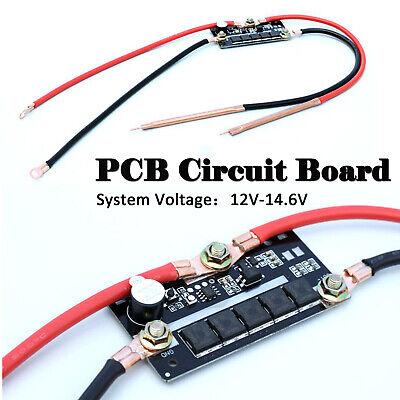 DIY tragbare 12V Batteriespeicher Punktschweißen Modell PCB Platine