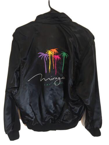 Made In USA Windbreaker Jacket Size XL Mirage Las Vegas Windbreaker Vintage Mirage Las Vegas Jacket Vintage 90/'s Mirage Las Vegas By M.A.P
