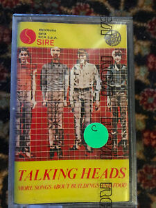 ITALY-MC-NEW-Talking-Heads-More-Songs-NO-LP-CD-13